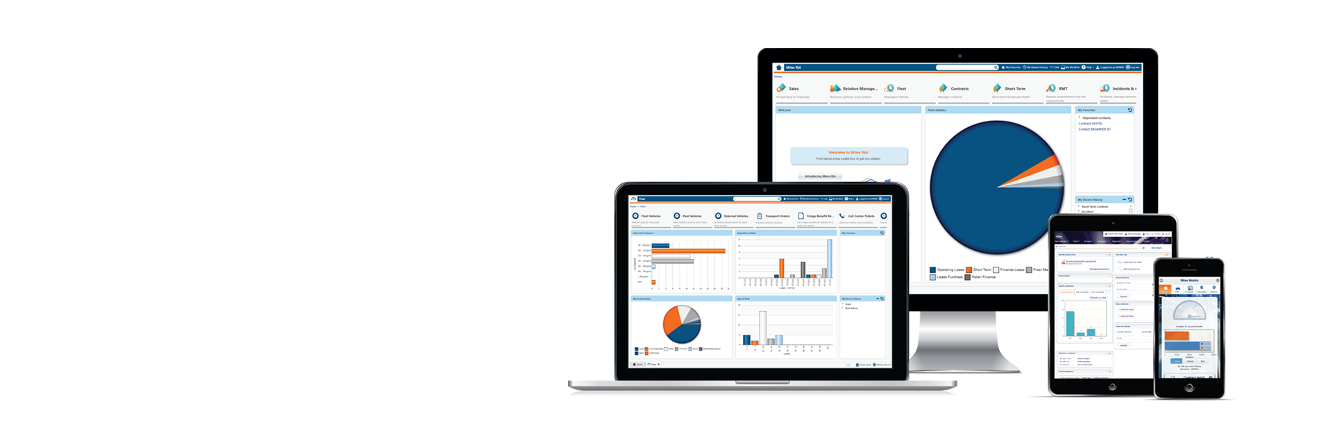 Miles 見積から売却までをオール・イン・ワンでサポートする オートリース業務専用ERPアプリケーション